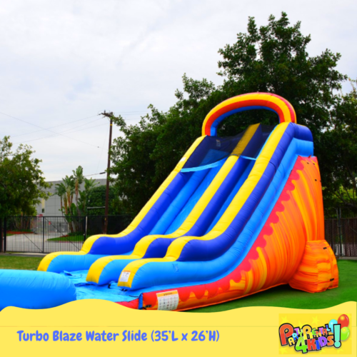 Slides & Water Slides